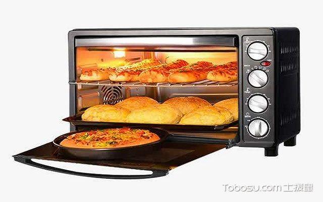 家用电烤箱如何清洁之外部