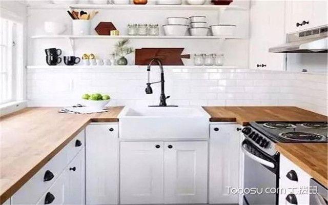 厨房台面哪种颜色好之白色