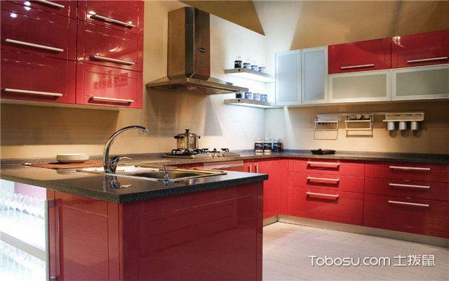 厨房台面哪种颜色好之木色