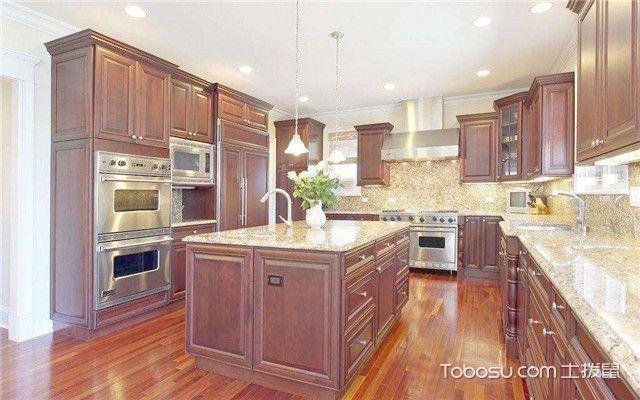 厨房台面哪种颜色好之绿色