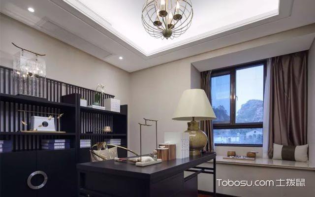 126平米三房新中式u乐娱乐平台