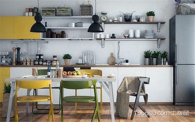 厨房收纳整理如何做