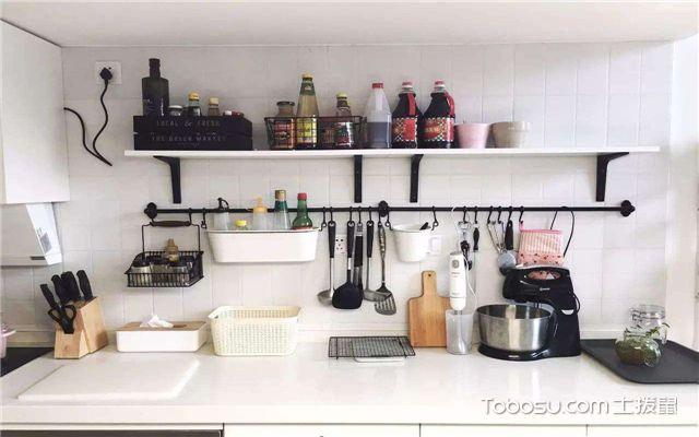 厨房收纳整理如何做-锅铲收纳