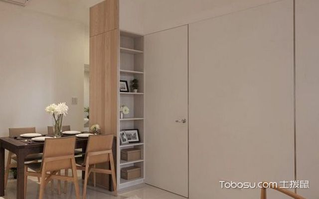卫生间隐形门的设计特点—隐形门2