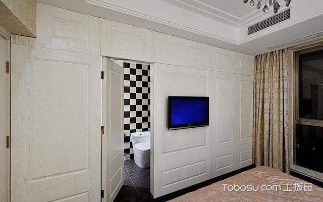卫生间隐形门的设计特点—隐形门4
