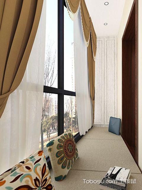 阳台改卧室的风水禁忌之靠近街道的阳台不能改卧室