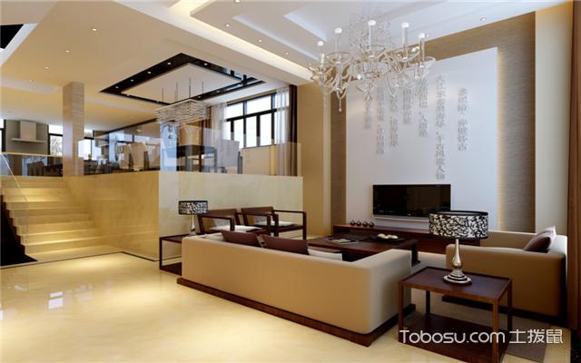 中式客厅u乐娱乐平台技巧之位置的摆放
