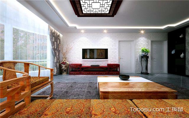 中式客厅u乐娱乐平台技巧之经济与品位