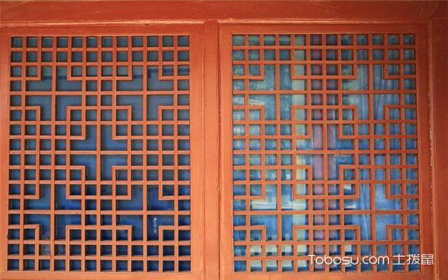 家居u乐娱乐平台窗户选购之中式窗棂