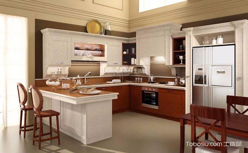 10平米厨房装饰设计,别具一格的视觉效果