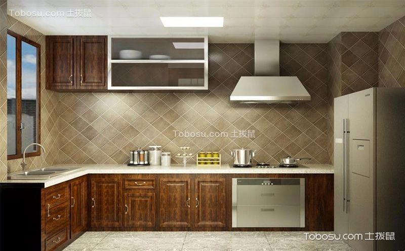 10平米厨房装修设计图片,不同布局各自精彩