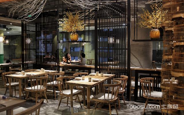 素食餐厅设计 风格