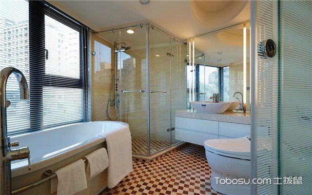 卫生间装修风水禁忌之梳妆镜子