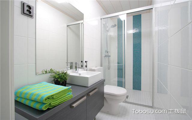 卫生间装修风水禁忌之卫浴设施