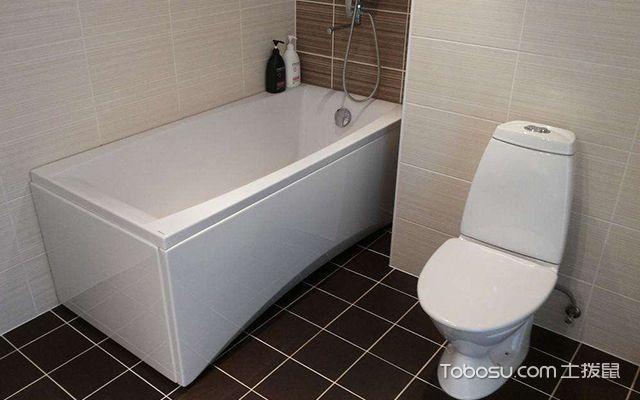 浴缸摆放位置风水—案例1