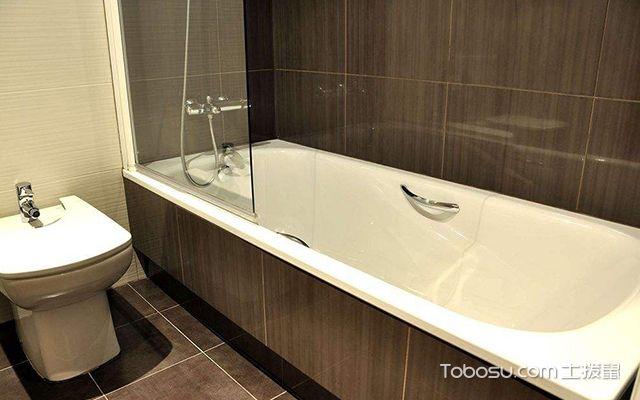 浴缸摆放位置风水—案例2