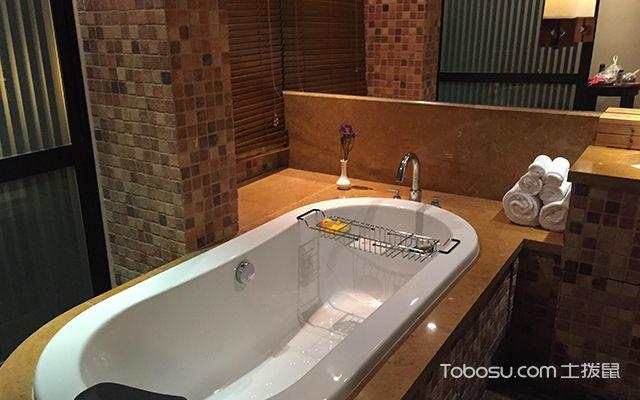 浴缸摆放位置风水—案例3