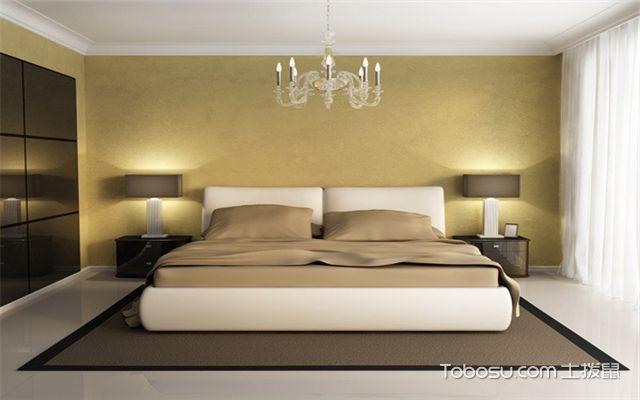 卧室u乐娱乐平台注意事项之墙面设计