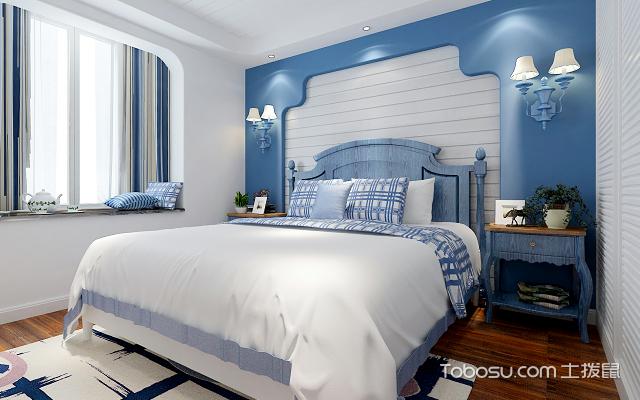 135平米地中海风格三居室 搭配