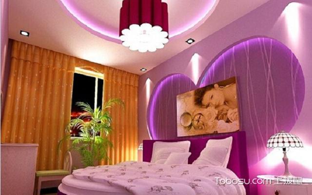 婚房卧室装修效果图 案例