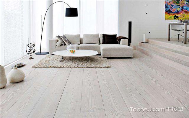 木地板与瓷砖哪个好之易刮伤