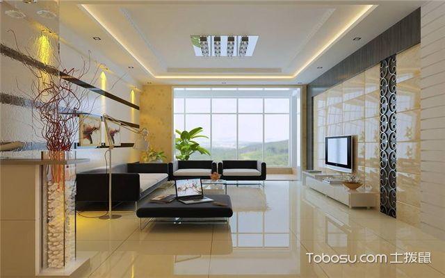 木地板与瓷砖哪个好之效果美观