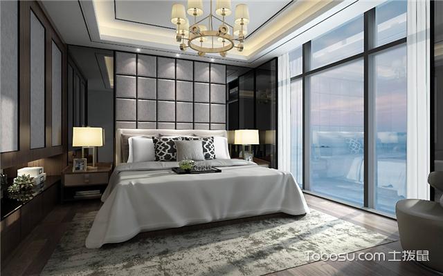 卧室吊顶如何装修之考虑居室面积