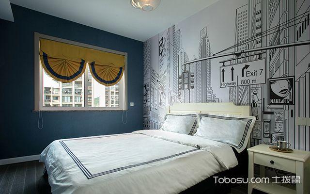 四室两厅装修案例—儿童房