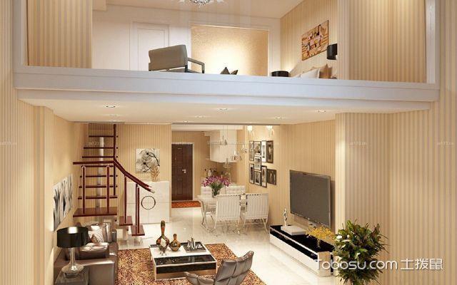 小户型楼中楼装修设计,小户型楼中楼装修的技巧