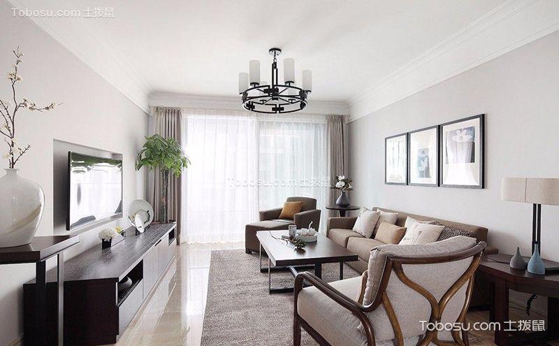 小户型公寓装潢图,小空间也有高雅格调