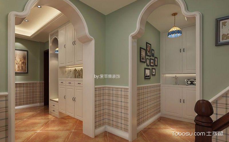 门厅装修设计图片,第一印象至关重要