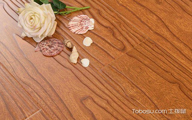 强化复合地板的铺法—案例图1