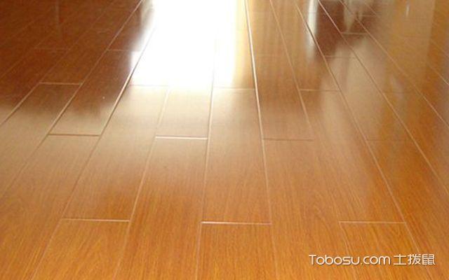 强化复合地板的铺法—案例图2
