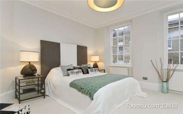 现代风格卧室装修效果图之朴实自然