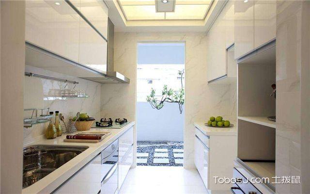 现代简约厨房如何打造之保持光线充足