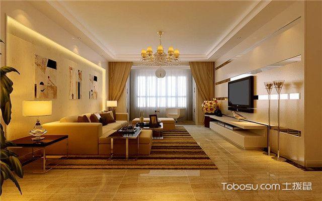暖色地板砖装修效果图,打造温馨舒适的居室环境图片