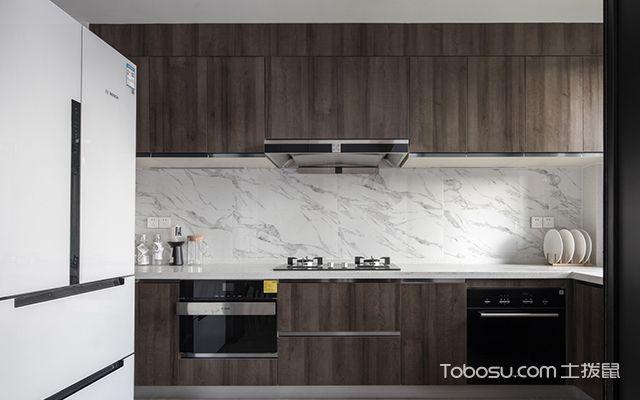 现代简约装修案例—厨房