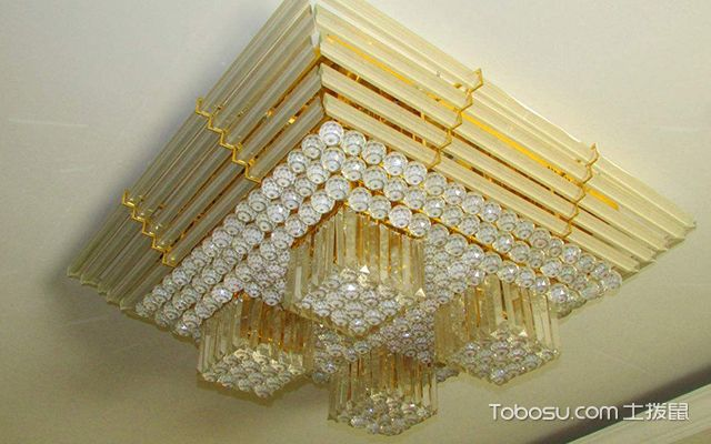 水晶灯安装注意事项—水晶灯1
