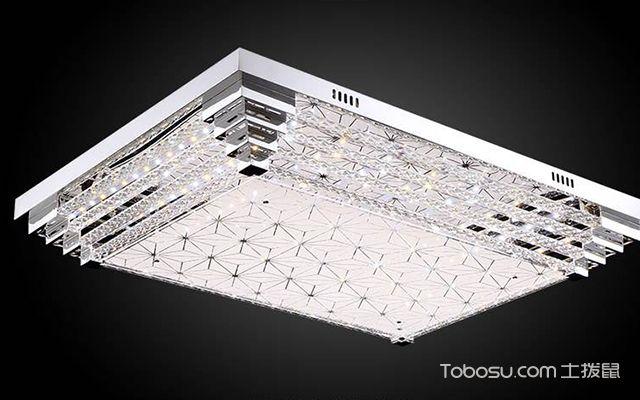 水晶灯安装注意事项—水晶灯2