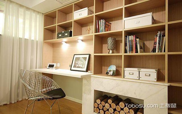 书房装修风水禁忌—案例3