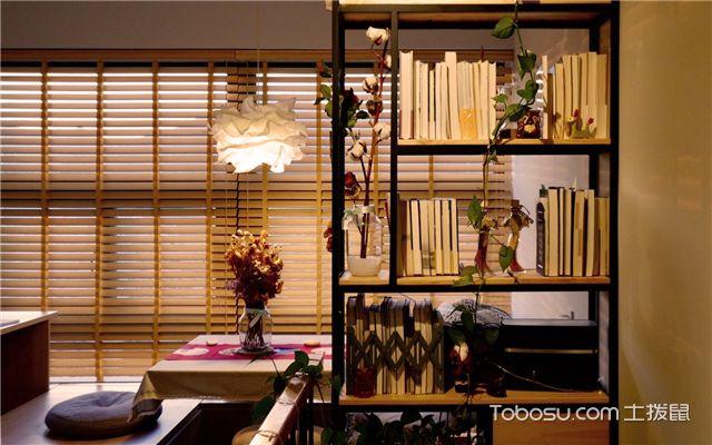 书房装修攻略-书房里的植物