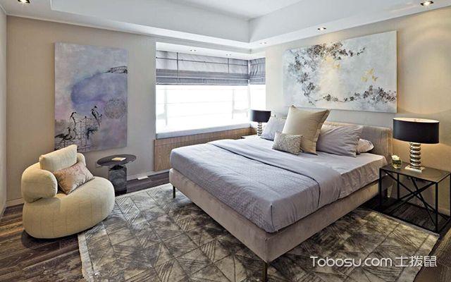卧室装修有什么风水讲究—案例图1
