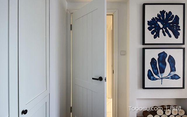 卧室门怎么安装—卧室门1