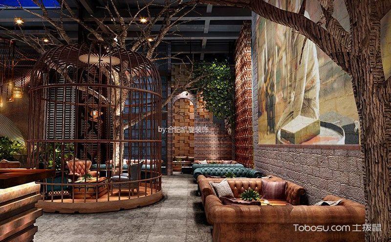 酒吧设计装潢效果图,每一款装修都经典