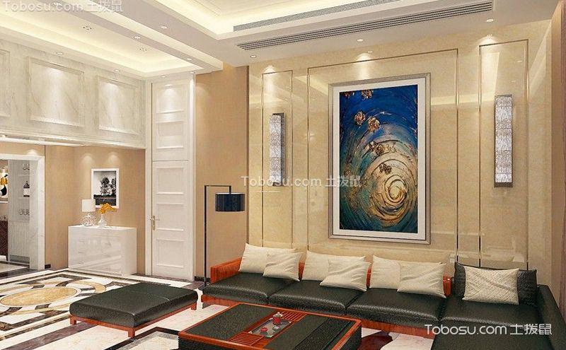楼中楼装饰设计案例,新中式的别样风采