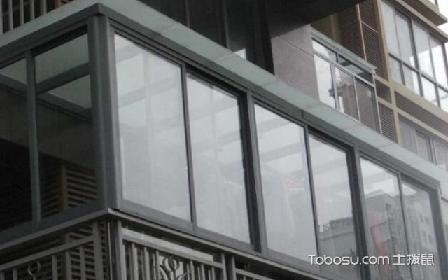 封阳台需要多少钱—案例1