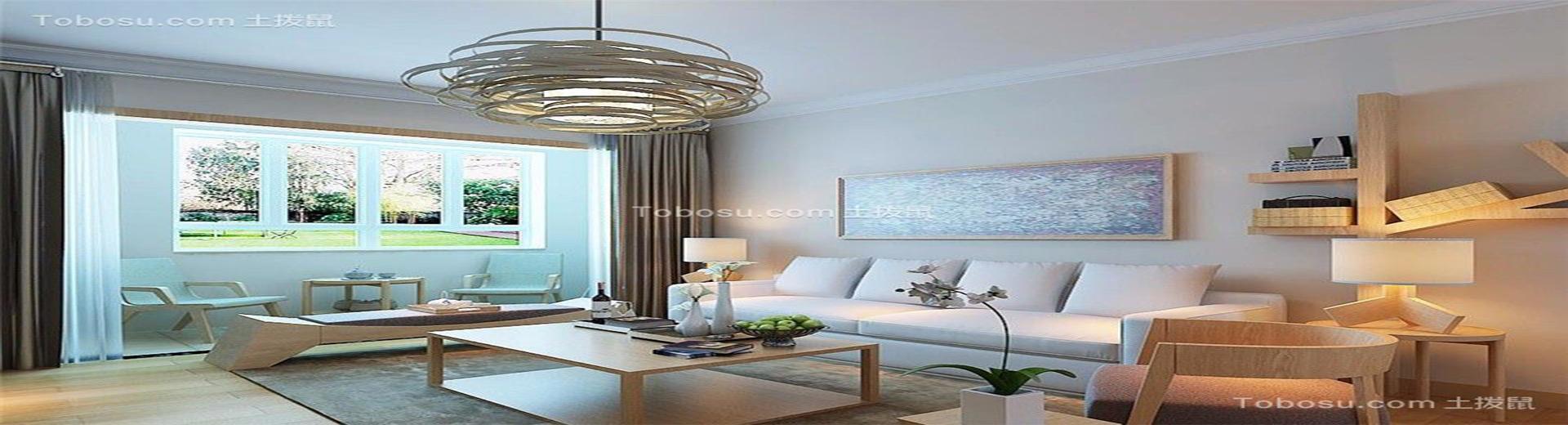日式客廳裝修效果圖,獨特家居品味