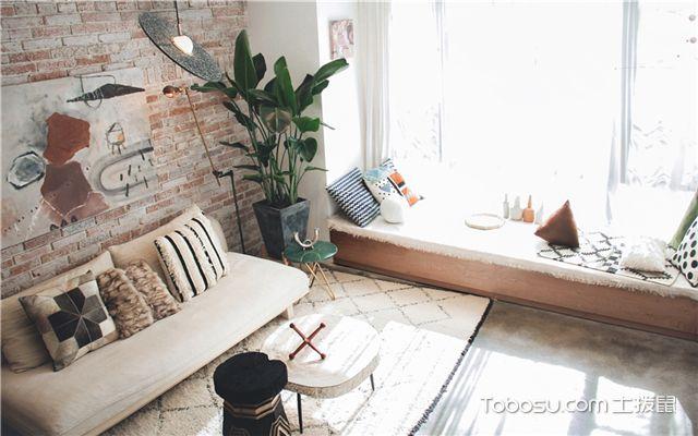 Loft复式公寓u乐娱乐平台案例-客厅