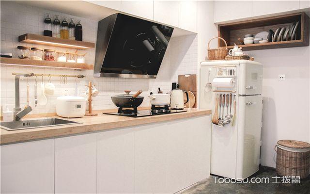 Loft复式公寓u乐娱乐平台案例-厨房