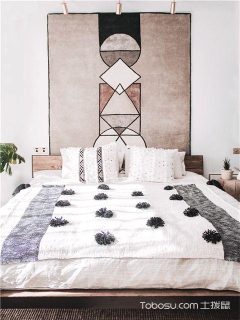 Loft复式公寓u乐娱乐平台案例-卧室